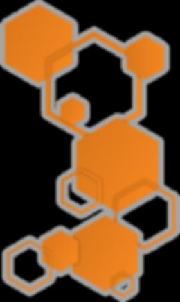 QUEST hexagon artwork