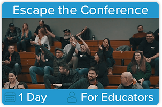 Escape the Conference