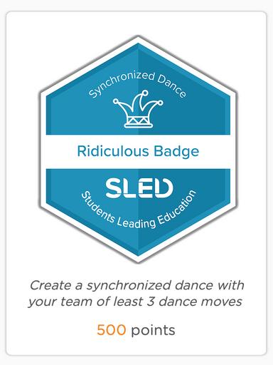 Syncronized Dance