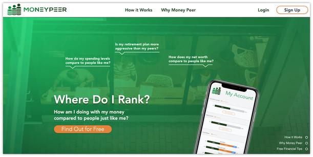 BRNDofU MoneyPeer Website