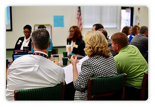 Administrators Collaborating