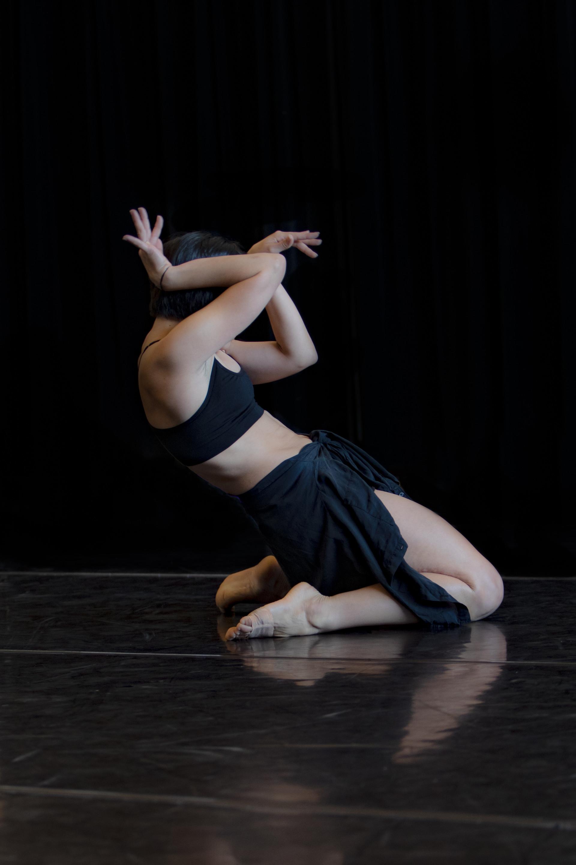 Malpaiso dancers from Cuba practice at Jackson Hole Dancer's Workshop, 2019