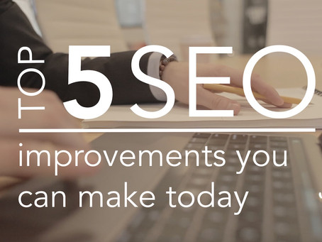 Top 5 SEO Improvements You Don't Need a Developer to Make Today