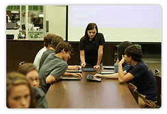 Students Leading with Technology