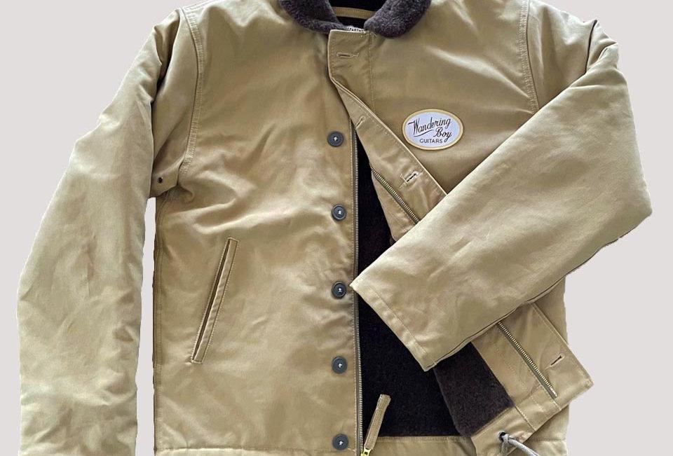 Khaki N1 Jacket