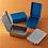 Thumbnail: TRUSCO Stacking Trunk Tool Box T-150