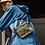 Thumbnail: Filter017 CREALIVE DEPT. Mountain Peak Logo Sacoche Bag Double