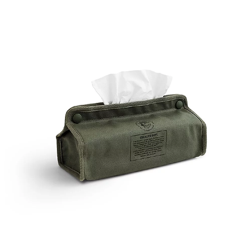Filter017 Mix Badger Waxed Canvas Tissue Cover (2019)