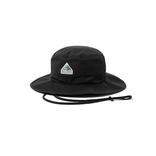 Filter017 CREALIVE DEPT. Mountain Peak Logo Boonie Hat