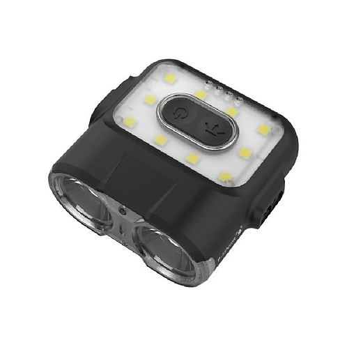 Claymore CAPON 120H Rechargeable Cap Light