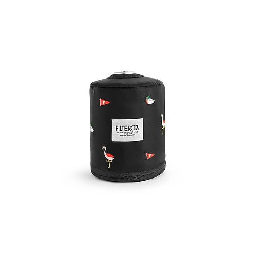 Filter017 Wildlife Pattern Gas Canister Cover