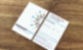 Visitenkarten, Corporate Design, Logo, Erscheinungsbild