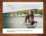 Responsive Website für Ortho Aarau