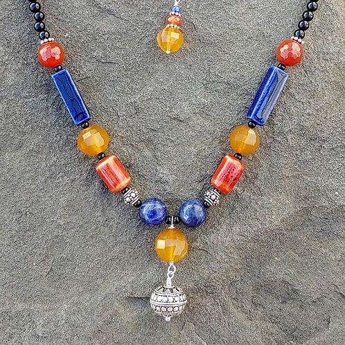 Color Blitz Necklace