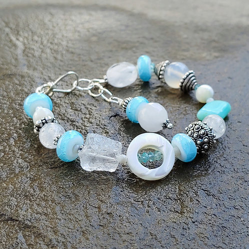 Crashing Waves Bracelet