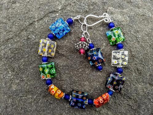 Carnevale Symmetry Bracelet