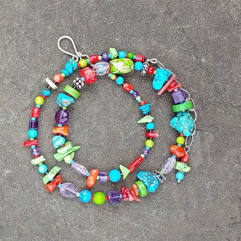 Summer Festival Necklace