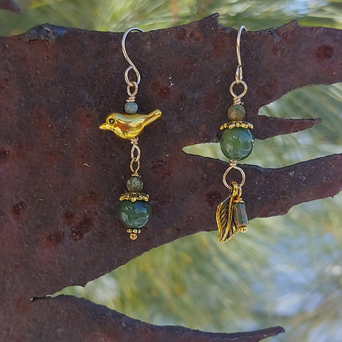 Nature Lover's Sister Earrings