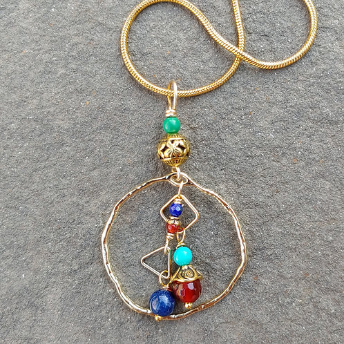 Egyptian Queen Pendant