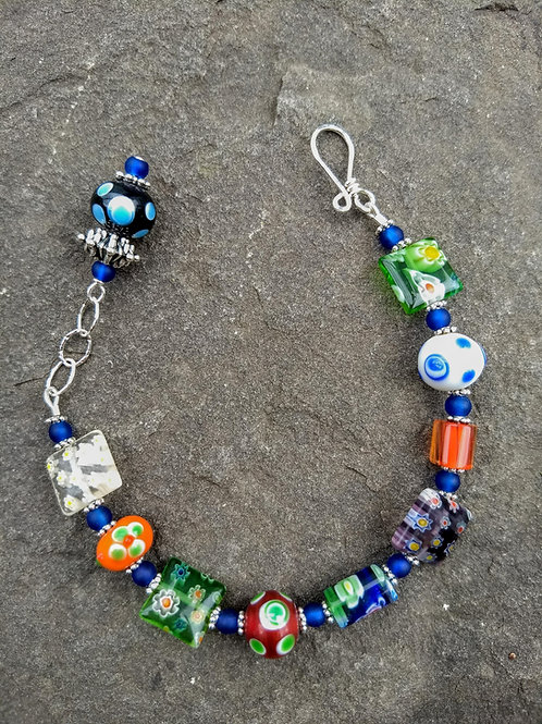 Carnevale Funky Mix Bracelet