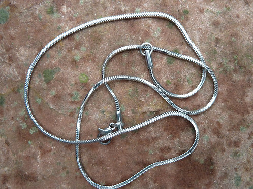 Stainless steel snake
