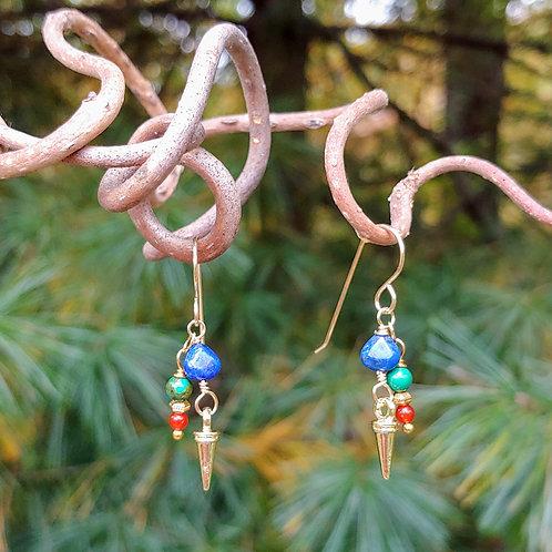 Dainty Egyptian Blend Earrings