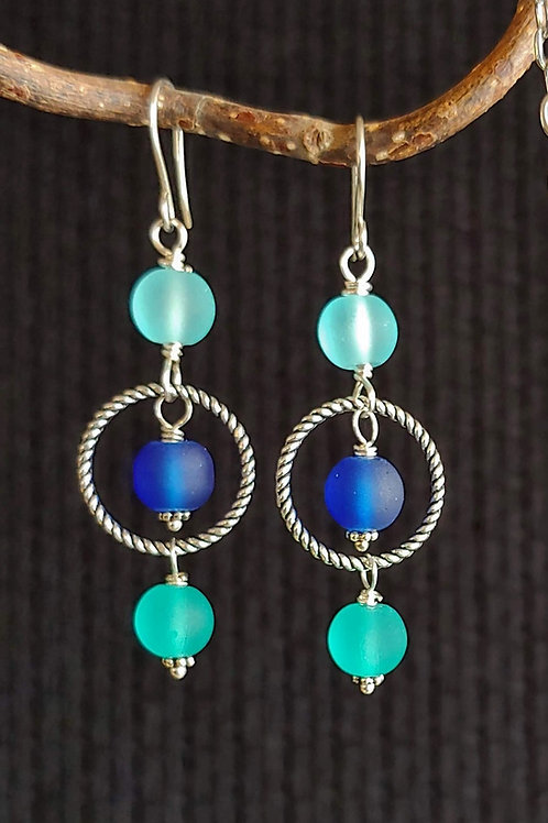 Sea Breezes Earrings