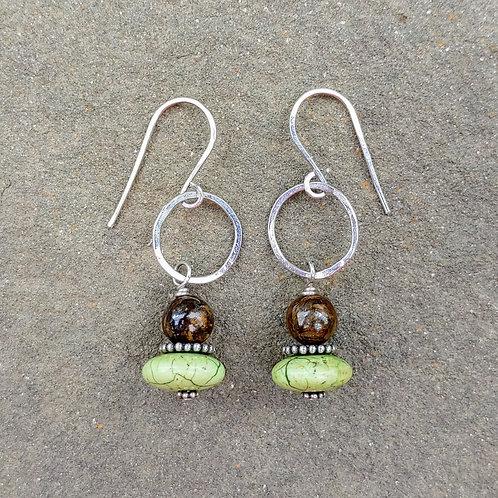 Mossy Nest Earrings