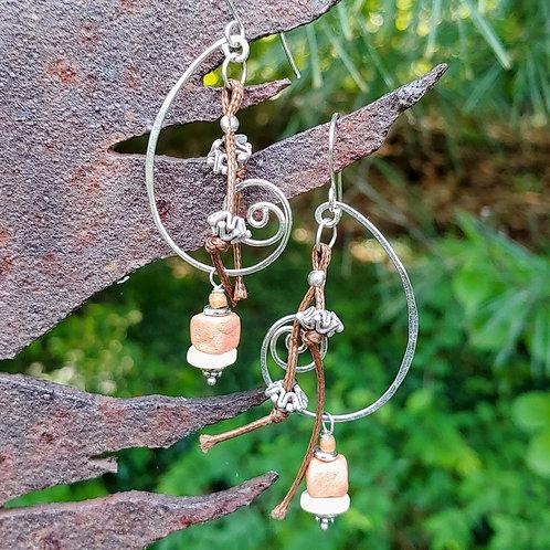 Natural Gypsy Earrings