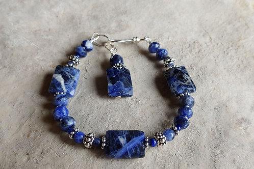 Stunning Sodalite Bracelet