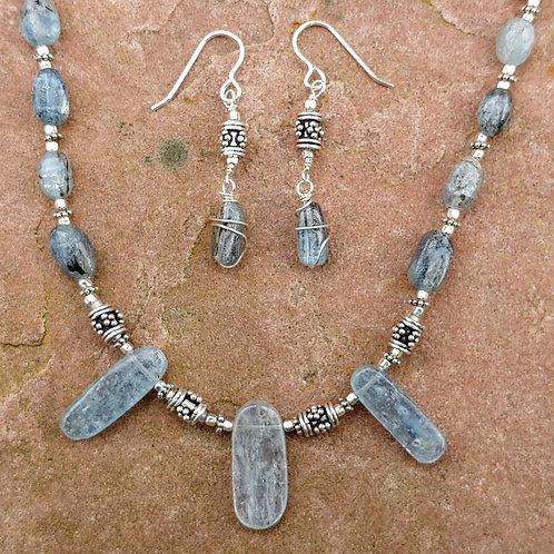 Kyanite Stunner Necklace