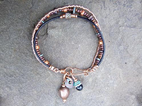 Mykonos Triple Bracelet