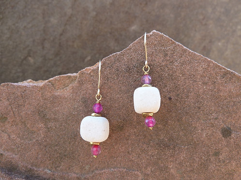 Pietra Leccese Earrings
