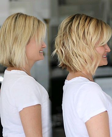 extensions for short hair