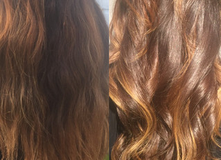 Want brighter, shinier, softer, smoother, and healthier hair?
