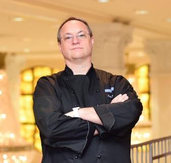 Pastry Teacher Paul Bodrogi