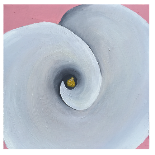 "Fine Art Print of ""Calla Lily"""