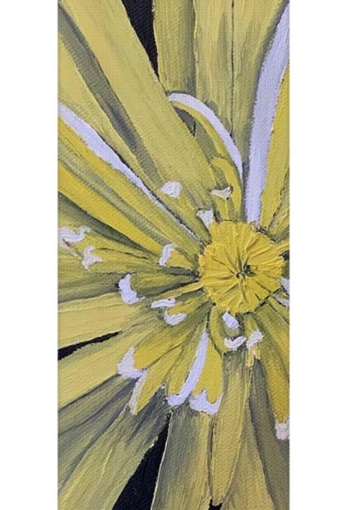 Cactus Dahlia Yoga Mat