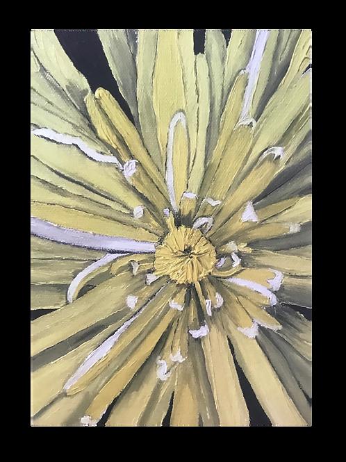 Cactus Dahlia Card
