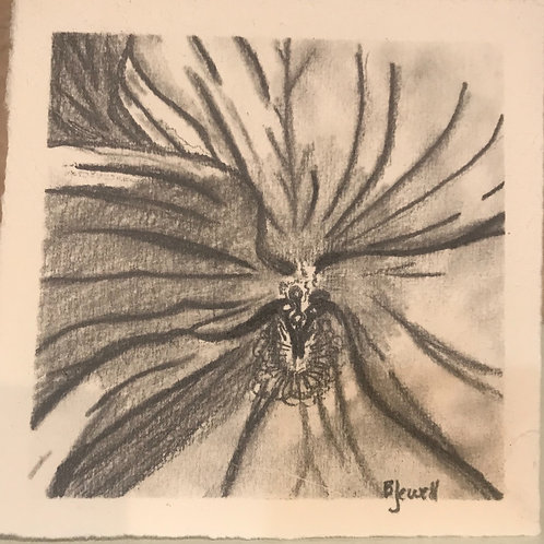 Hibiscus Sketched Cards
