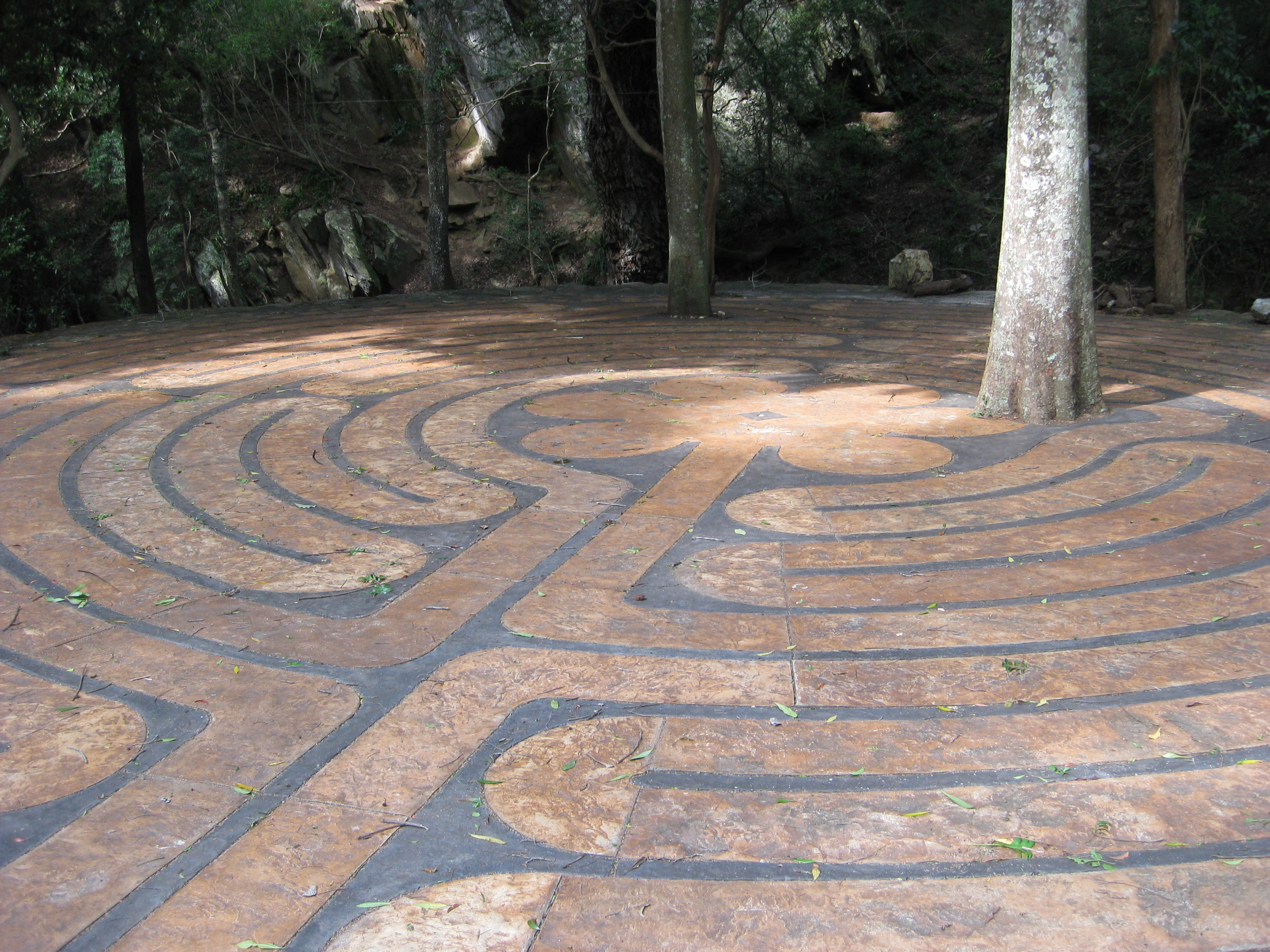 Boondocks Labyrinth, South Africa