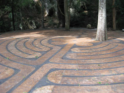 Boondocks Labyrinth, South Africa