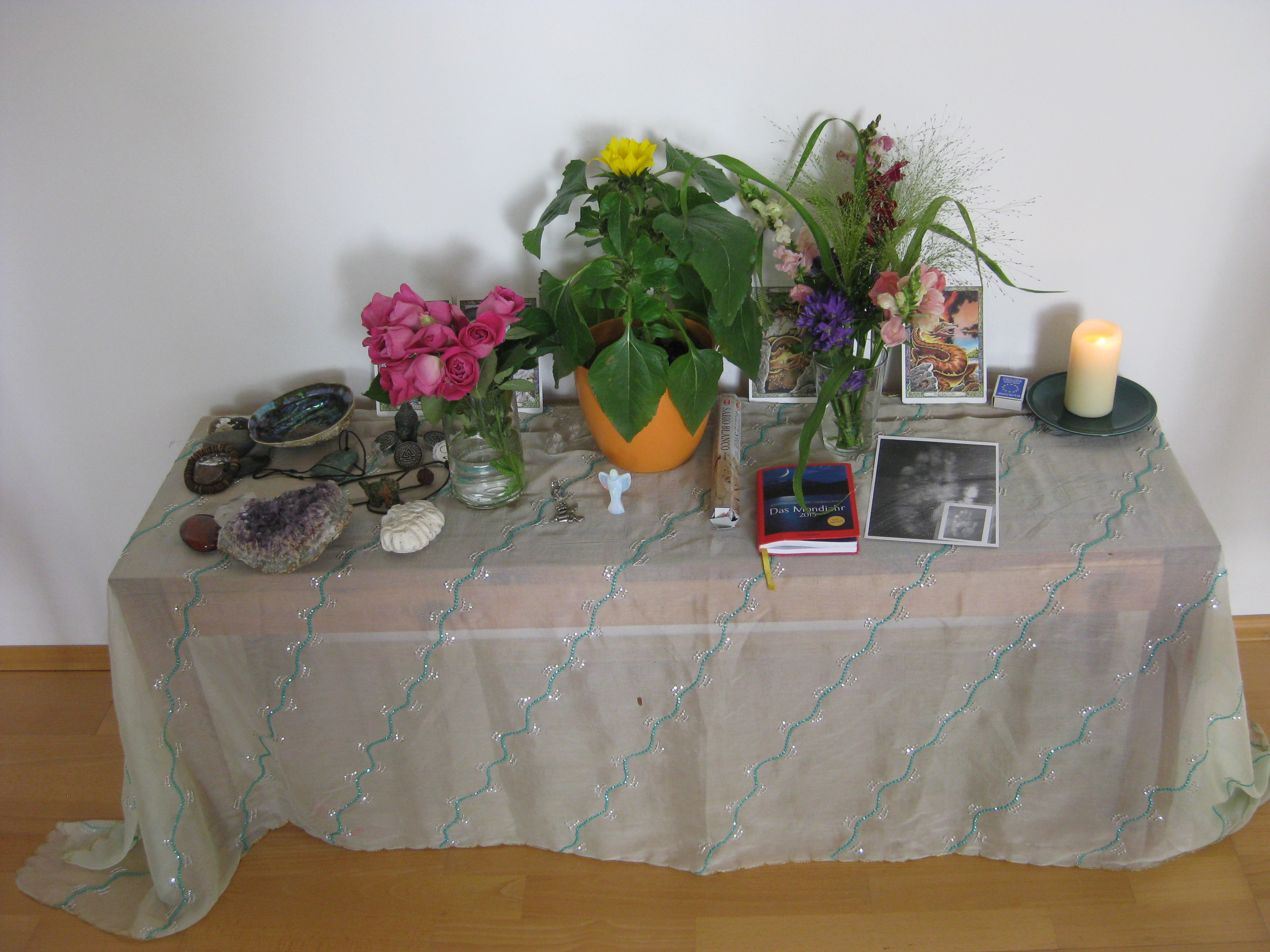 Workshop Altar 2015