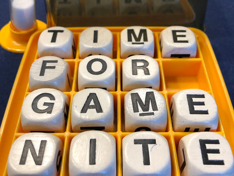 What's the Big Idea about Game Night?