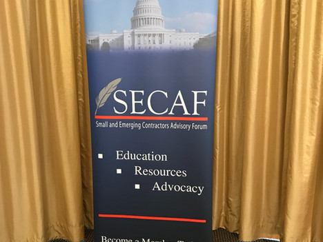 Jovian Concepts is Named as Finalist for SECAF's Prestigious Award of Excellence