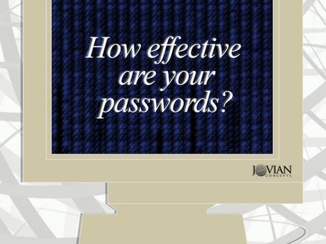It's World Password Day!