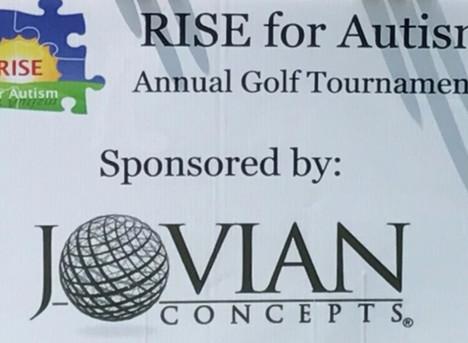 Golf Team RISEs to Help