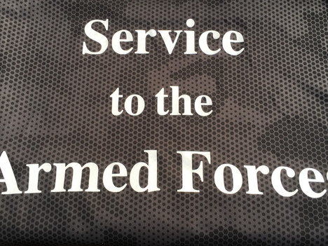 Service to the Armed Forces--What's the Big Idea?
