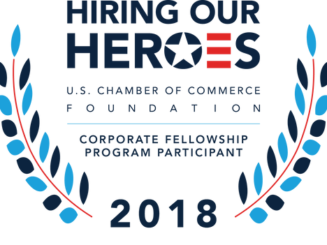 Jovian Concepts Participates in Hiring Our Heroes Corporate Fellowship Program
