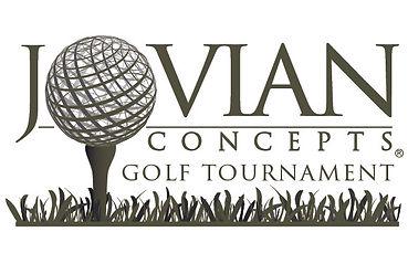 Jovian golf tournament logo 2015 no year
